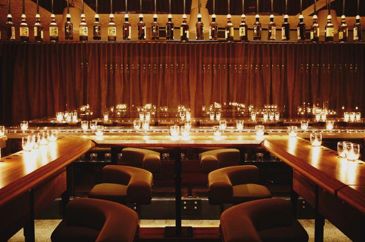 Big in Japan Bar : le plus beau bar (caché) de Montréal