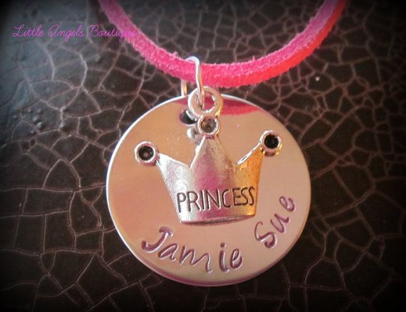 Child Size Princess Personalized Custom by littleangelsboutique, $18.00