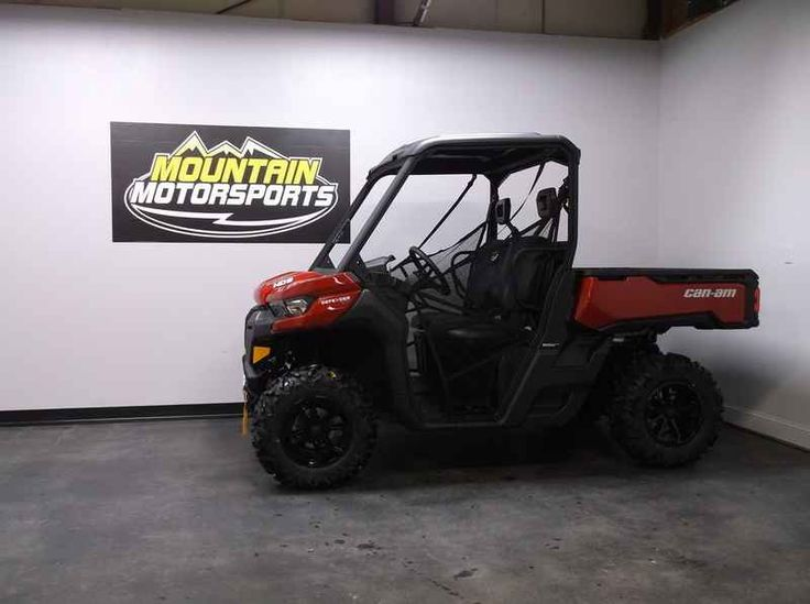 New 2016 Can-Am Defender XT HD8 ATVs For Sale in Tennessee. 2016 Can-Am Defender XT HD8, For special internet pricing, contact Hayden at 423.839.3370 or greeneville@mtn-motorsportstn.com 2016 Can-Am® Defender XT HD8 READY TO TAKE ON THE JOB Equipped with many factory-installed accessories including 27 in. Maxxis Bighorn 2.0 tires, 14 in. wheels, Dynamic Power Steering, roof and much more. Features may include: HEAVY-DUTY ROTAX V-TWIN ENGINES The Defender XT package offers two very capable…