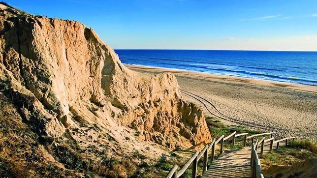 Playa de Mazagón (Mazagón, Huelva)