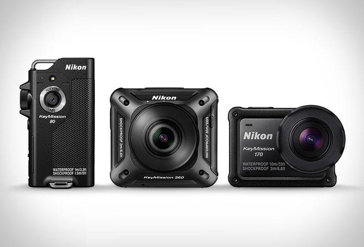Nikon KeyMission Action Cameras | Image