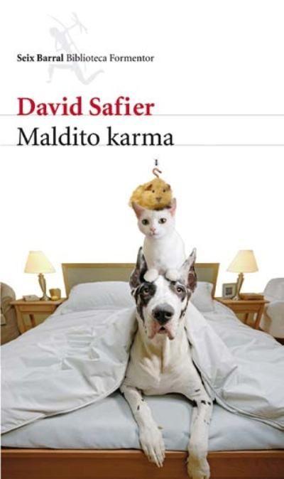 """Uno de los autores que más me gustan, y este libro bien vale su reconocimiento: """"Maldito Karma"""""""