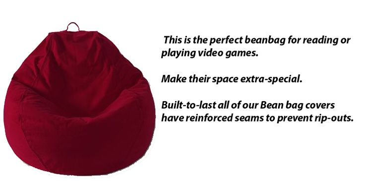 Bean Bags, Bean Bag chairs, Bean Bag Chairs Canada - Order Today