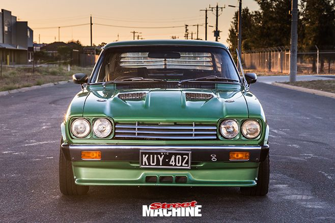 Time Capsule Twin Turbo 1970 Ford Capri Gt 3000 With Images