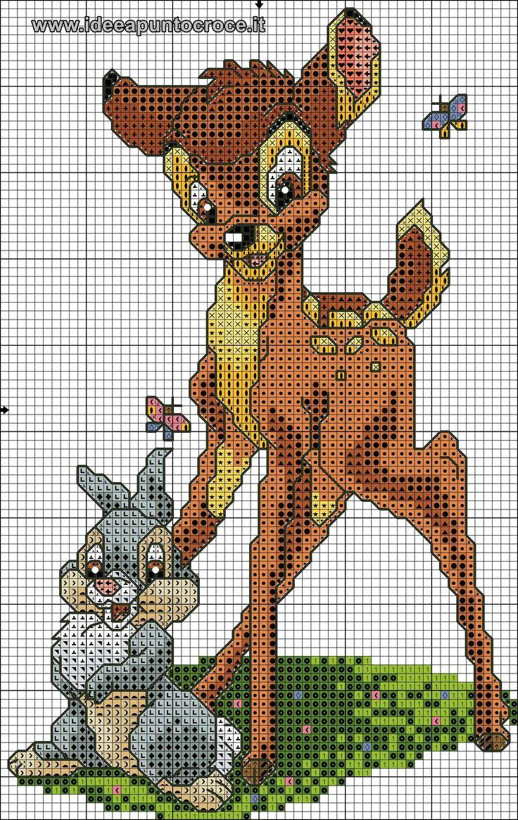 Bambi & Thumper 1 of 2