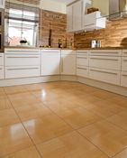 With all the pitter-patter of little feet in the kitchen, your floor is bound to get dirty. Remove dirt and grime (without unwanted scratch marks!) from no-wax and tile floors using 1/2 cup ARM & HAMMER® Baking Soda in a bucket of warm water - mop and rinse clean for a sparkling floor. For unsightly scuff marks, use ARM & HAMMER® Baking Soda on a clean damp sponge, then rinse. Great for high-traffic areas and after dinner parties too!
