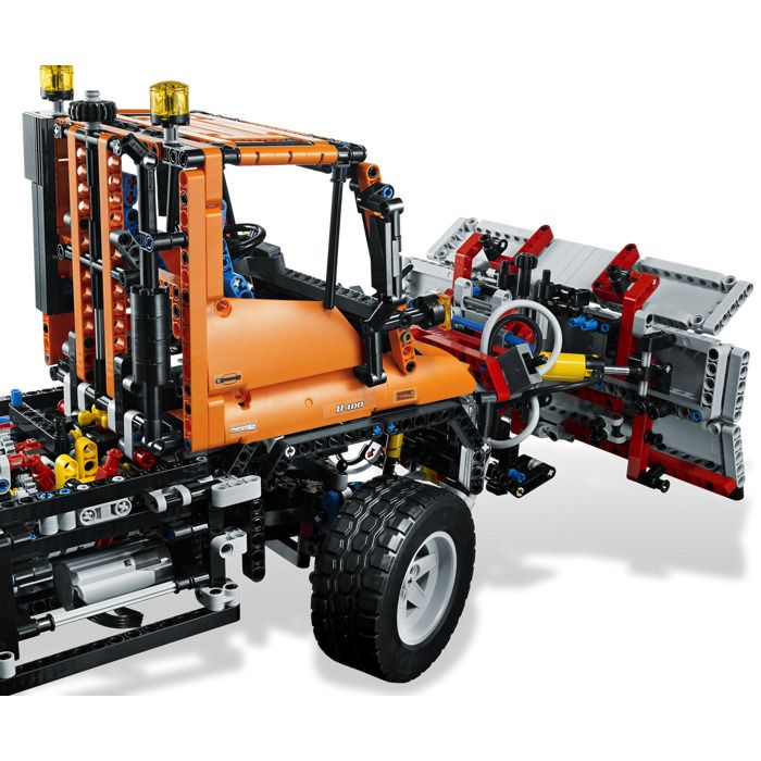 Mercedes Benz, Unimog LEGO