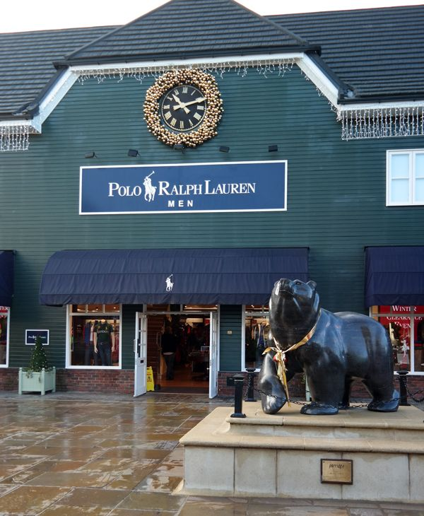 Polo Ralph Lauren al Bicester Village #Londra #shopping  http://paperproject.it/lifestyle/another-sunny-day/shopping-a-londra-bicester-village/