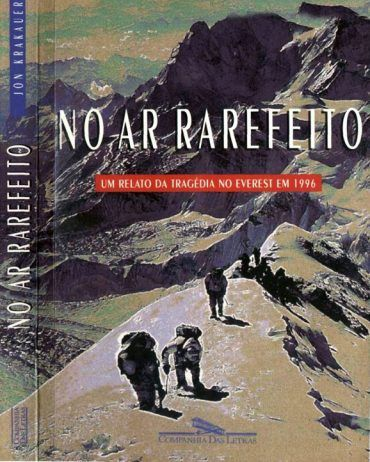 Baixar Livro No Ar Rarefeito - Jon Krakauer em PDF, ePub e Mobi ou ler online