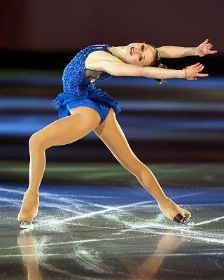 from Tiffany Binikos - Ice skating!! - Beautiful.