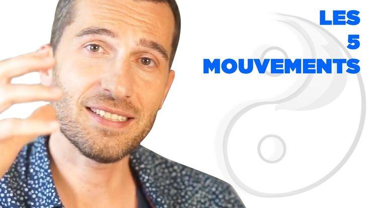 les 5 mouvements de l'énergie