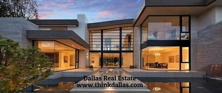 Dallas real estate scene had a couple of recent developments that made the news recently that promise to impact or market.