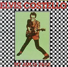 "One of my two favorite albums of all time (the other being The Joshua Tree). Elvis Costello - ""My Aim Is True."" Seriously, if you haven't heard it, go do it. It's life-changing. Pay It Back has been my ringtone for like 3 years."