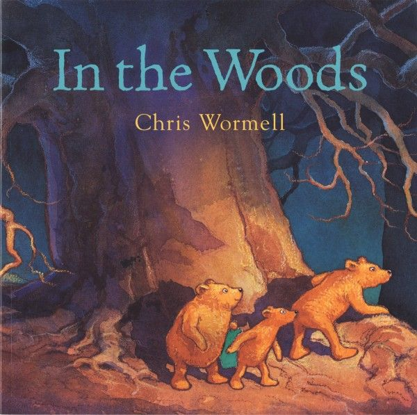 book cover by Chris Wormell
