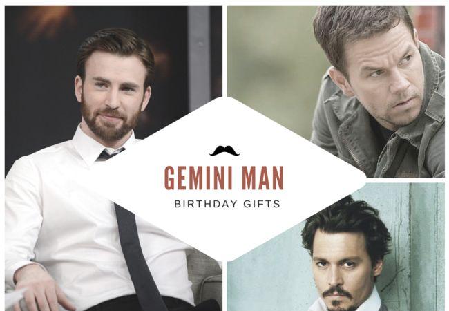 Best Birthday Gifts For Gemini Men