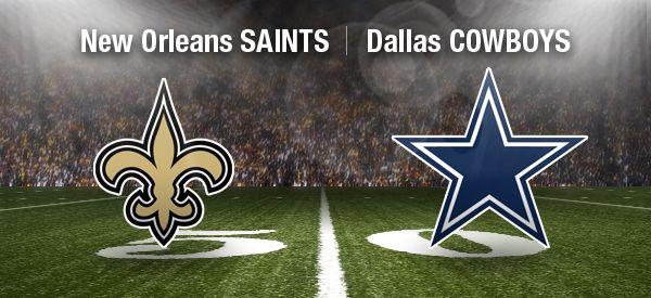 Saints VS Cowboys : SNF! Cant wait!