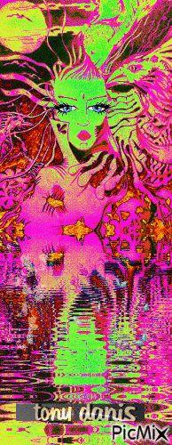 my digital art,gif 2   #originalcontent #gif #digitalart #art #painting #fantasy