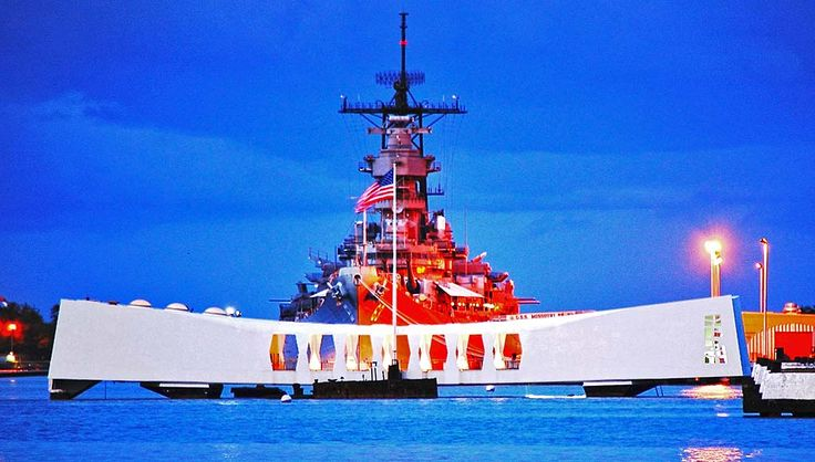 Mit zahlreichen Gedenkfeiern wird an die unvergesslichen Ereignisse rund um den historischen Angriff auf Pearl Harbor in #Hawai'i erinnert