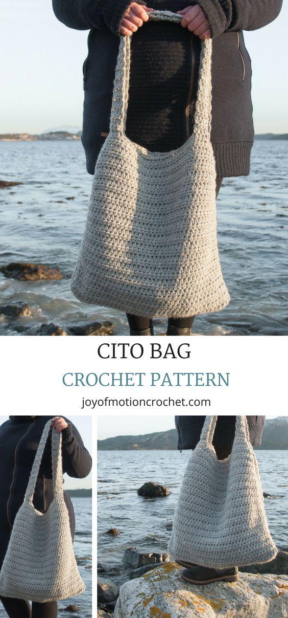 Cito bag crochet pattern. Crochet Bag Easy Pattern. Crochet pattern handbag. Crochet Market bag pattern. tote bag crochet pattern. #crochetbag #crochetpattern #crochettotebag #crochethandbag #crochetpatterns