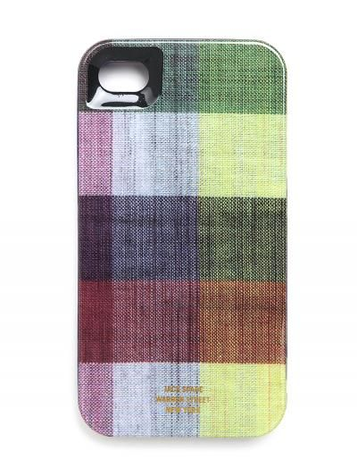fabric iphone cover. jack spade.