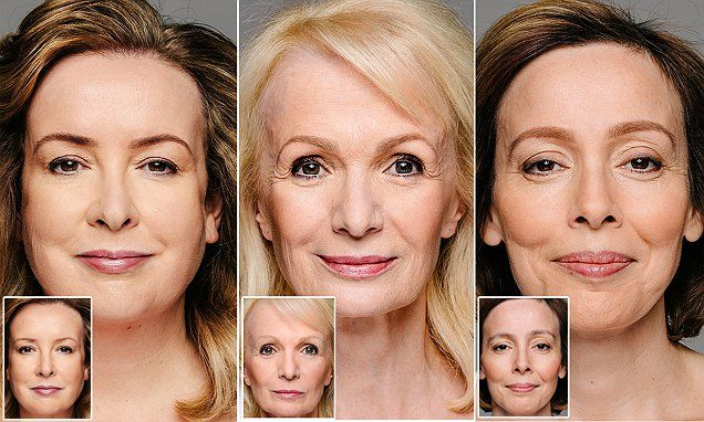 Anti-age your eyebrows