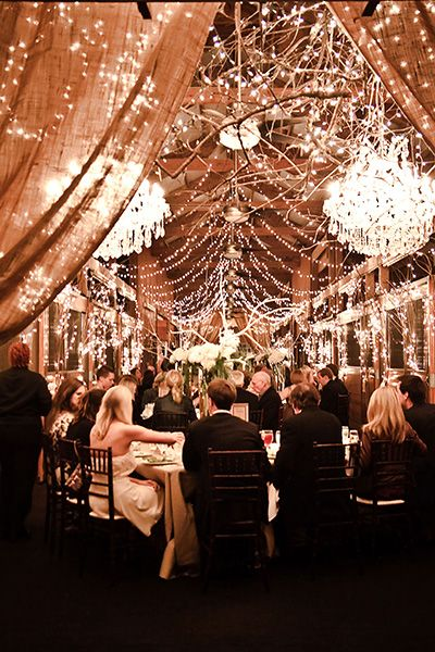 These weddings truly bring the wow factor when it comes to lighting