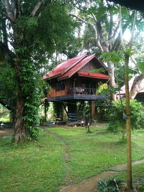 Backpacking in Thailand - part 3: Khao Sok