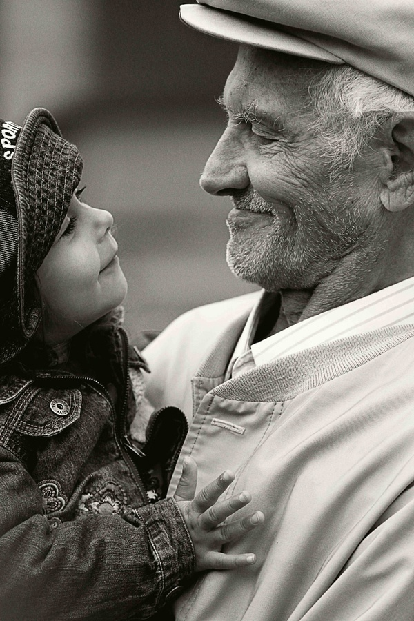 """Grandpa & I"" - 2012 rights reserved by itsvision.info"