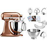 KitchenAid Artisan Küchenmaschine (Kupfer, Edelstahl, 50/60Hz)