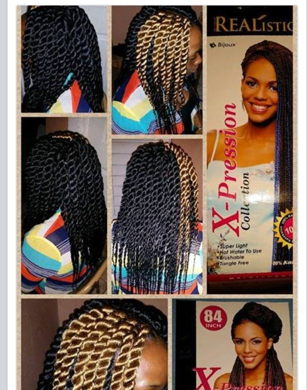 Hairstyles, Crochet Braids, Hair Styles, Black Hair, Protective Styles ...