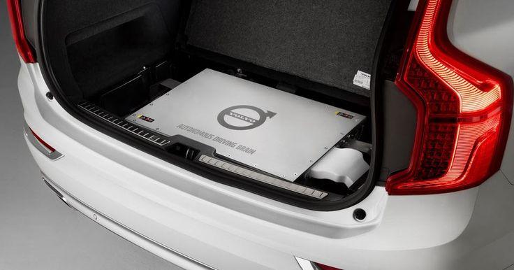 Volvo And Autoliv Working With Nvidia To Develop Autonomous Systems #Autonomous #Reports