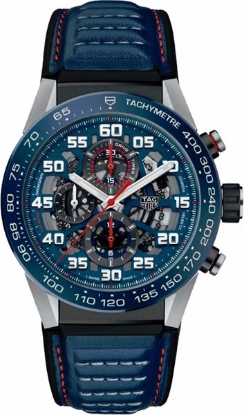 Tag Heuer CAR2A1N.FT6100 Carrera Red Bull Special Edition. #tagheuer