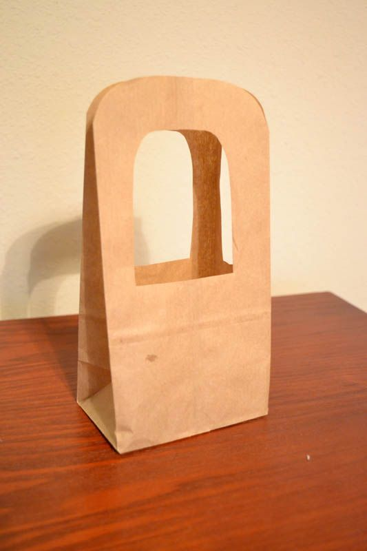 Jesus Feeds the 5,000 (John 6:1-24)   or   Ruth     Materials:   Paper Sack (size depends on how big you want the basket to ...