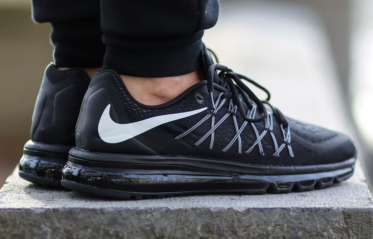"Nike Air Max 2015 ""Black & White"""
