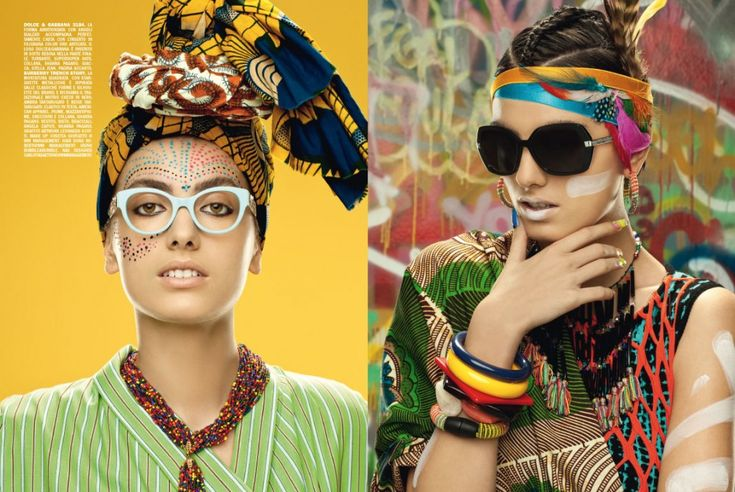 African Inspiration African Urban Vision (Luxotica