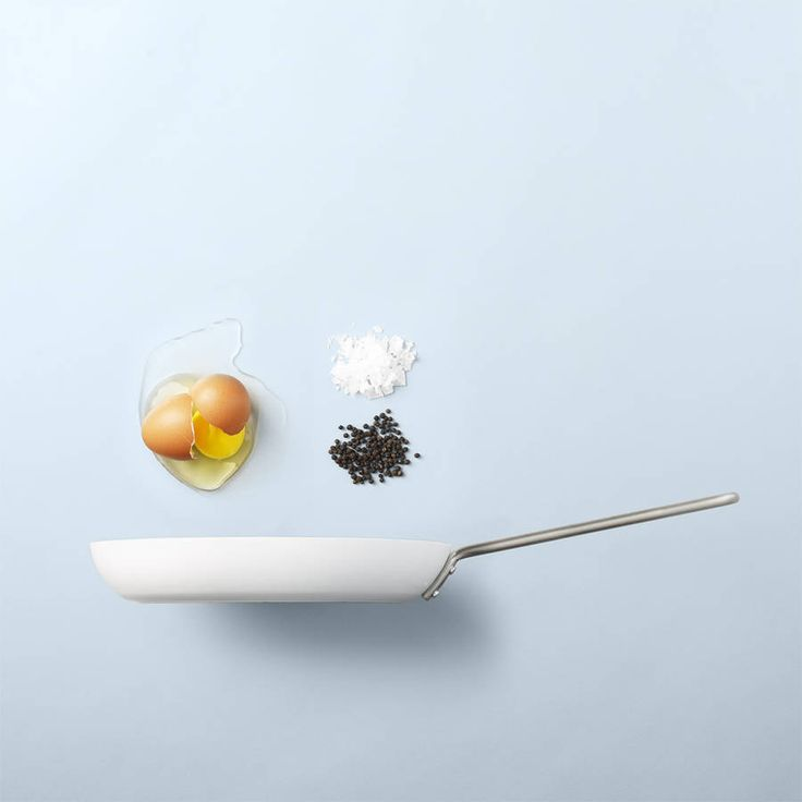 Minimalist Visual Recipes with Ingredients – Fubiz Media