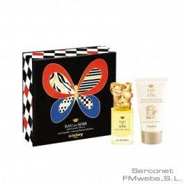 EAU DE SOIR 30 ML VAPO EDP+CREAM 50ML, Estuches de regalo SISLEY  Cofre compuesto por un perfume Eau du Soir de 30 ml y una crema corporal de 50 ml de regalo.