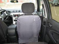 Накидка на спинку переднего сидения цвет серый TP-NAK2-GR
