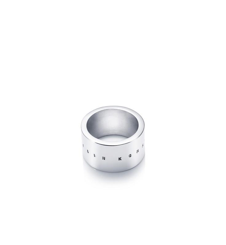 Tiden Kommer Ring - Silver - Rings - Efva Attling