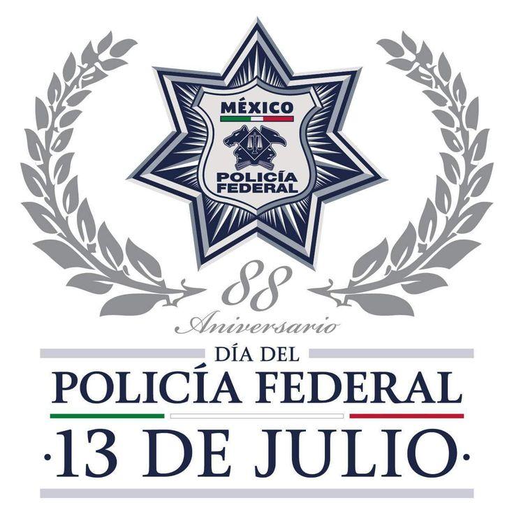 La Policía Federal cumple hoy 88 años de historia protegiendo a México