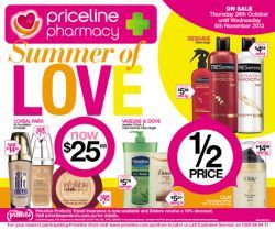 Summer of Love Catalogue @ Priceline