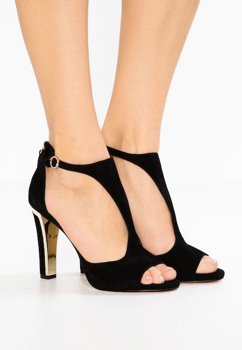 29aed66fca0 COLBY ANKLE STRAP - High heeled sandals - black @ Zalando.co.uk ...
