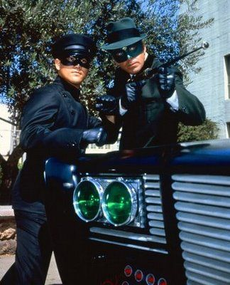 The Original Green Hornet....   ...featuring Bruce Lee as Kato