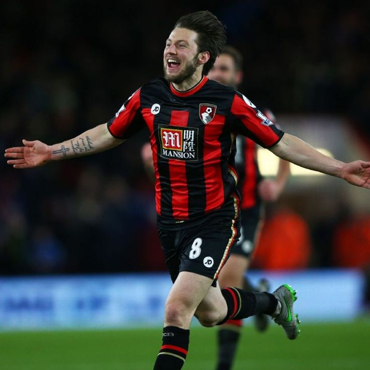 Bournemouth midfielder Harry Arter signs new three-year deal