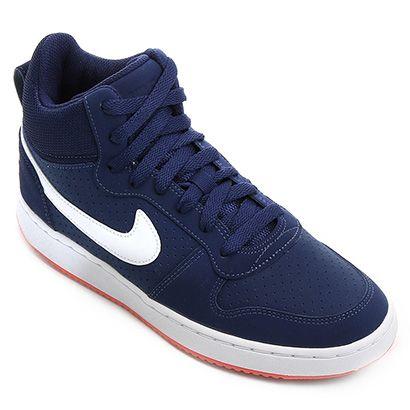 O life style das pistas de skate vai te acompanhar onde você for com o Tênis Nike Recreation Mid Azul. Model estiloso e muito confortável para curtir o dia.   Netshoes