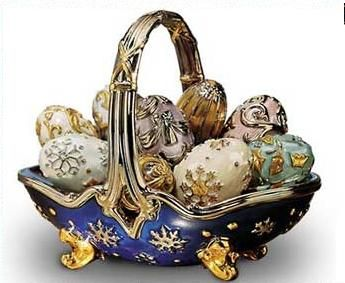Faberge Easter