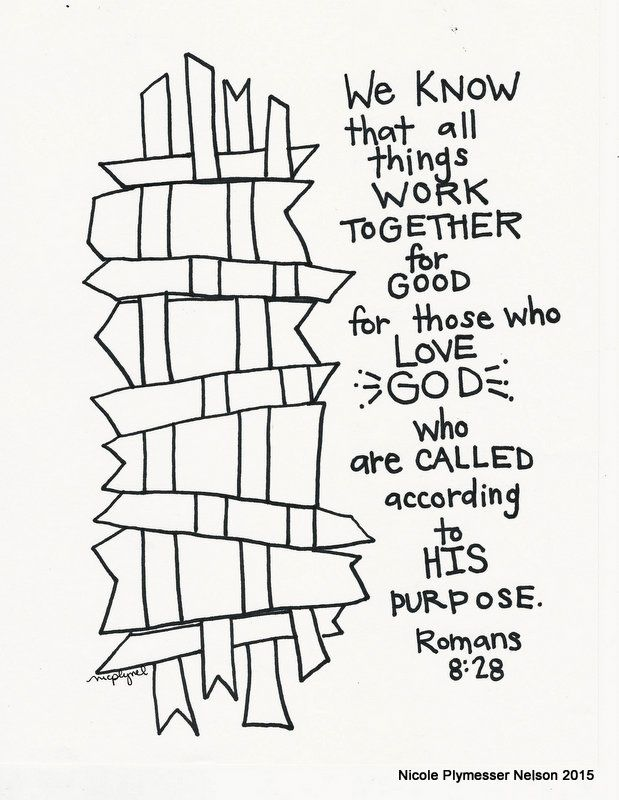 photo about Romans Road Kjv Printable named Range Romans 8 18 Coloring Webpages Images