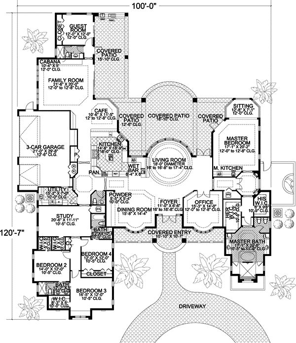 Catchy collections of 10000 square foot house plans for 10000 square foot home plans