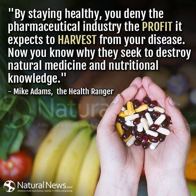 how to stay healthy without medicine