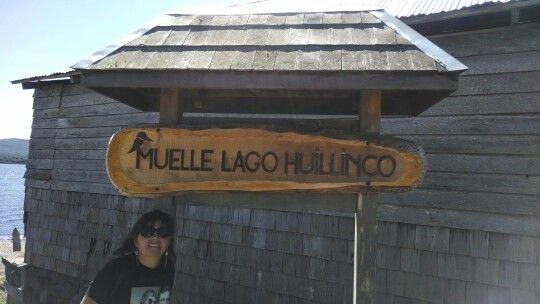 Lago Huillinco